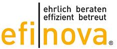 Logo von efinova GmbH